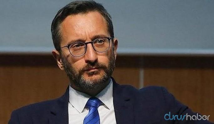'Fahrettin Altun'un vakıflarla yaptığı kira sözleşmesi ortaya çıktı'
