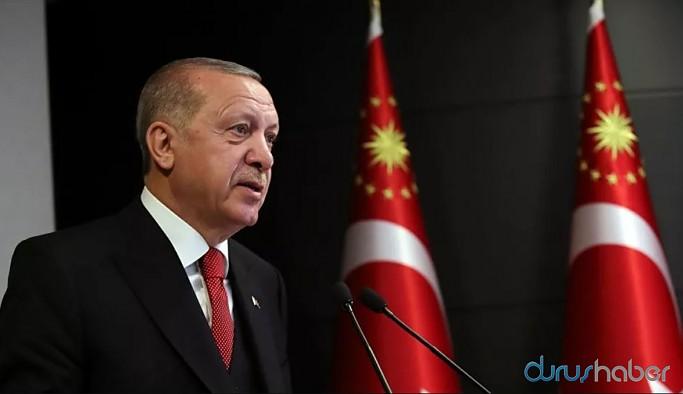 Cumhurbaşkanı Erdoğan'dan kritik görüşemeler