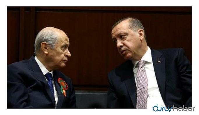 Davutoğlu'nun partisi AKP ve MHP'nin oy oranını açıkladı