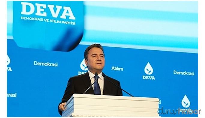 DEVA Partisi'nden yargıda erteleme kararına karşı 4 öneri