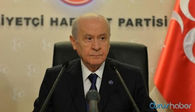 Devlet Bahçeli'den CHP'ye sert eleştiri