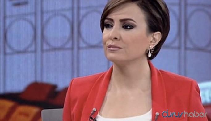 Habertürk sunucusu Didem Arslan: Hedef gösteriliyorum, tehdit ediliyorum