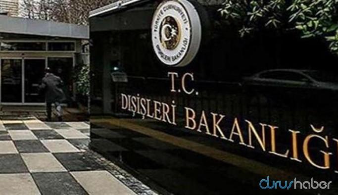 Dışişleri Bakanlığı: 16 Türk vatandaşı daha koronavirüsten hayatını kaybetti
