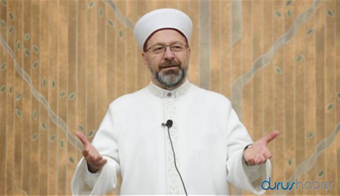 Diyanet İşleri Başkanı da 'bağış' istedi: Mesaj bedeli 27 lira