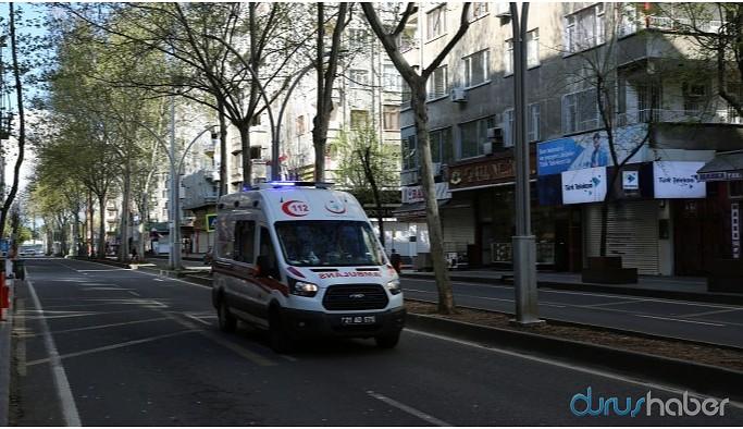 Diyarbakır'da ihmal: Bir hasta ve sağlıkçı koronaya yakalandı