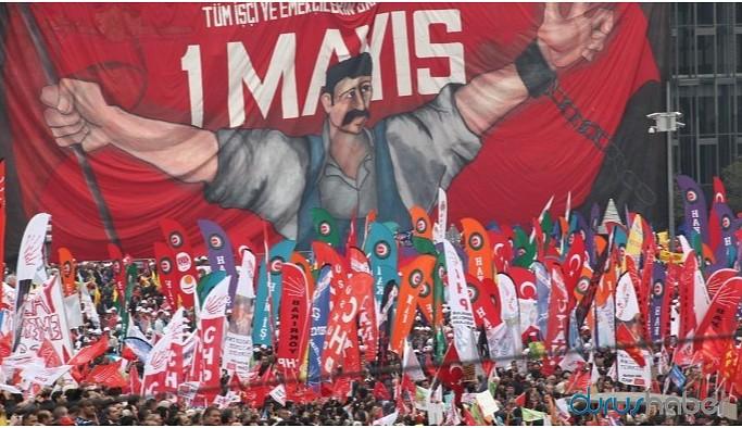 Emek örgütleri 1 Mayıs programını açıkladı