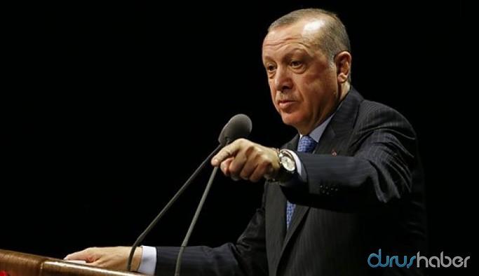 Erdoğan'dan 3 kritik alan için talimat