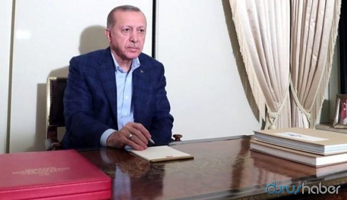 Erdoğan'dan bayram sonrası normalleşme mesajı