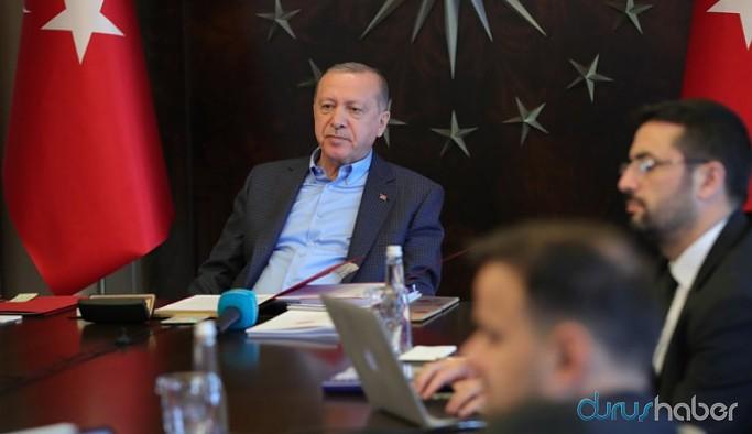 Erdoğan'dan normalleşme açıklaması: Bir müddet daha dişimizi sıkacağız
