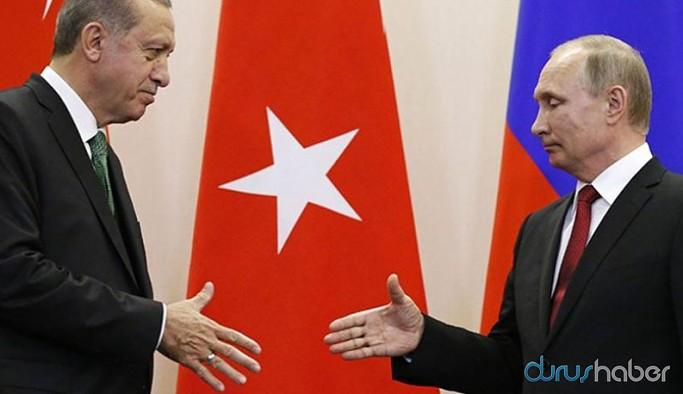 Erdoğan ve Putin arasında koronavirüs görüşmesi