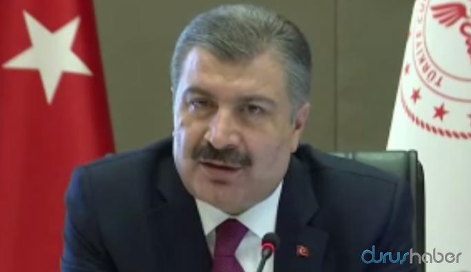 Fahrettin Koca'dan Emrullah Gülüşken ile akraba olduğu iddialarına yanıt