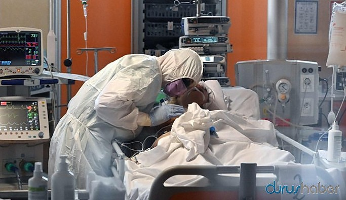 Korkutan rakamlar... Bakan Koca koronavirüs tanısı konan sağlık çalışanı sayısını açıkladı