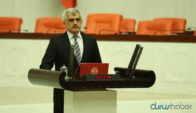 Gergerlioğlu'ndan Adalet Bakanlığı'na cezaevi soruları