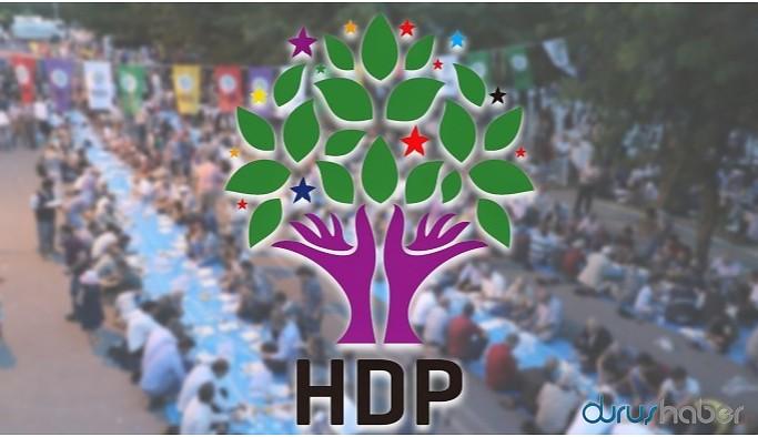 HDP: Ramazan-ı Şerif sağlık, huzur, barış, adalet getirsin