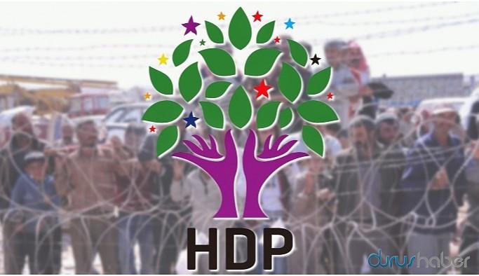 HDP: Koronavirüs salgınıyla bir milyon göçmen işten çıkarıldı