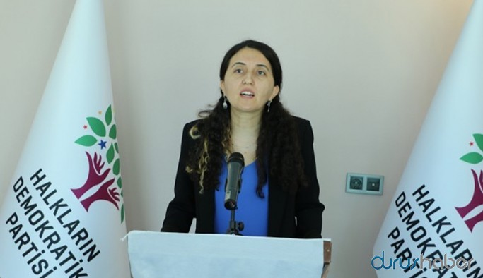 HDP Sözcüsü Günay: Kürtleri katlederek çöküşü erteleyeceklerini sanıyorlarsa yanılıyorlar