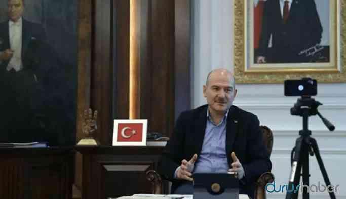 İçişleri Bakanı Soylu'dan flaş açıklama: Acil durum yönetimine geçtik