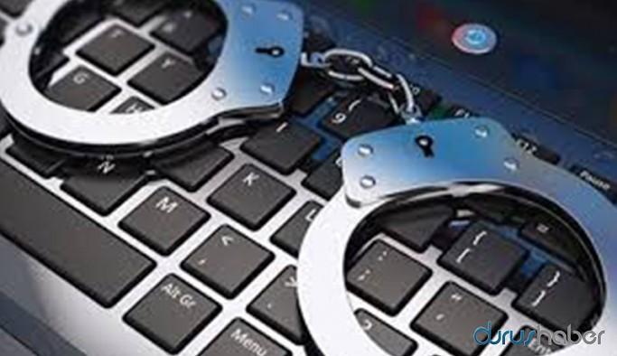 402 kişi tweet nedeniyle gözaltına alındı