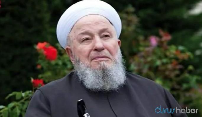 İsmailağa Cemaati lideri Mahmut Ustaosmanoğlu hastaneye kaldırıldı