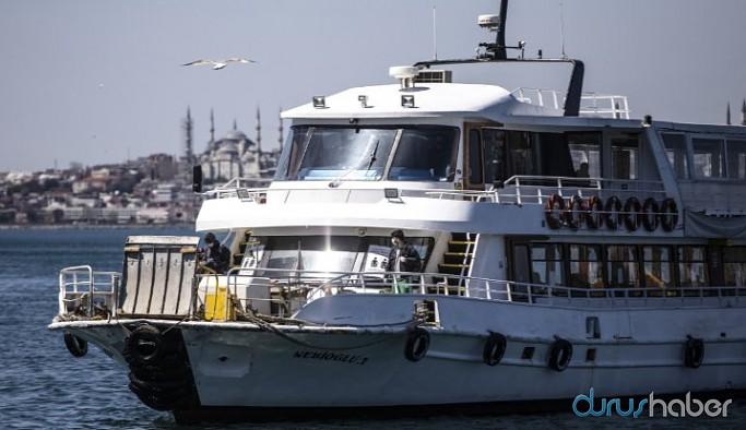 İstanbul'da sokağa çıkma yasağı düzenlemesi