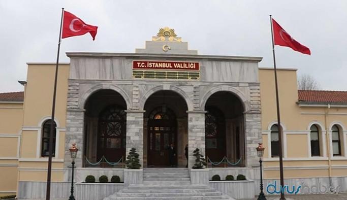 İstanbul Valiliği yeni tedbir ve kararları açıkladı