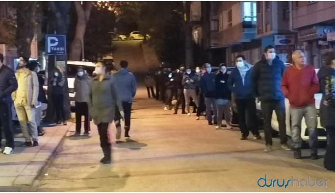 İstanbul'dan tepki: Ani yasakla halkı ölüme gönderdiler