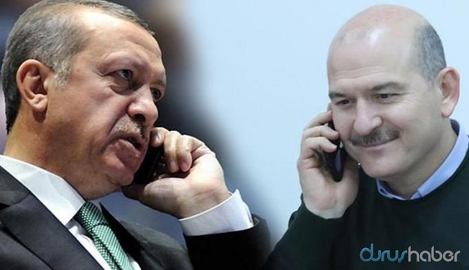 Soylu'nun istifa kararından önce Erdoğan'la yaptığı görüşmede dikkat çeken diyalog