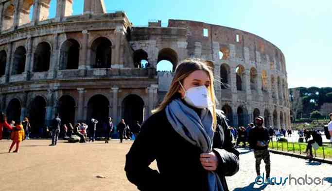 İtalya'da ölü sayısı 15 bin 632'ye çıktı