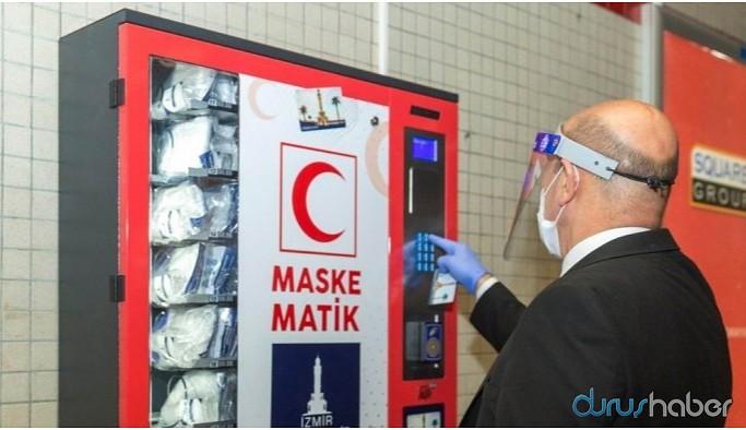 İzmir'de 'maskematik' uygulaması