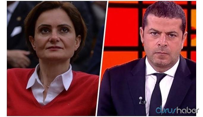 Kaftancıoğlu'nun 'troll' suçlamasına Cüneyt Özdemir'den yanıt