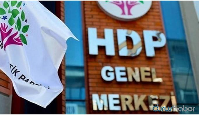 """HDP """"Kardeş Aile Kampanyası"""" için iletişim numaralarını paylaştı"""