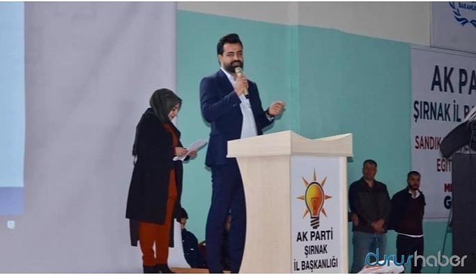 Kayyım AKP'den istifa eden kişiyi 'Özel Kalem'i yaptı