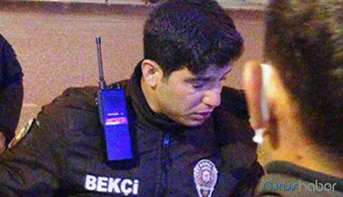 Kimlik göstermeyi reddeden kişi bekçiye biber gazı sıktı