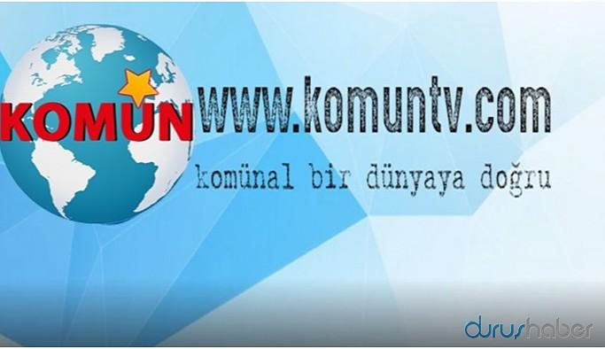 'Komün TV' yayın hayatına başlıyor
