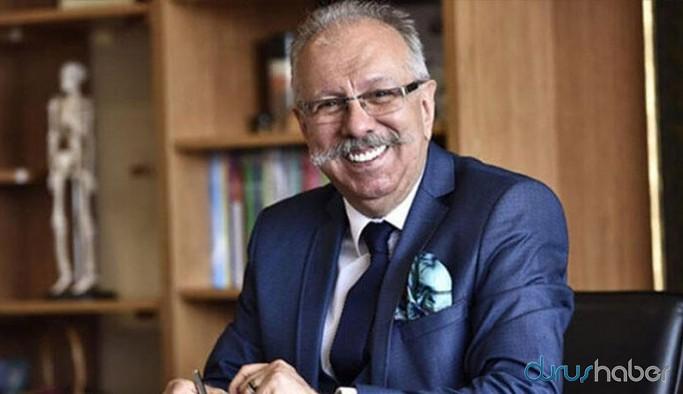 Koronavirüsü yenen Prof. Dr. Oğuz Özyaral, hastalık sürecini anlattı
