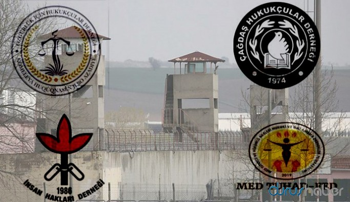 Kovid-19 Hapishane İzleme Bülteni: İmralı'ya heyet gitmeli