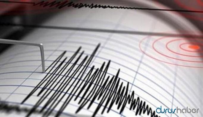 Manisa'da deprem... Çevre illerde de hissedildi