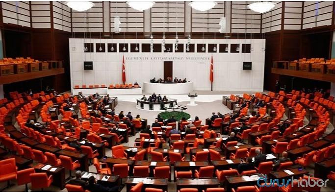 Meclis özel oturumla toplandı