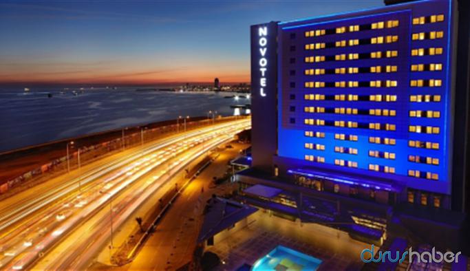 Novotel'de doktorlar otelden çıkarıldı, tepki yağdı