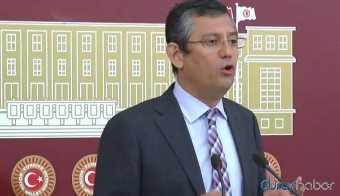 CHP'li Özel'den Altun'a çok sert sözler
