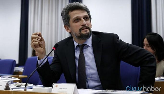 HDP'li vekil Paylan: Ermenilerin beklediği adalet Türkiye'nin meclisinde sağlanabilir