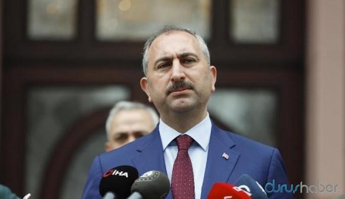 'Pelikancılar koltuğundan edecek' denilen Adalet Bakanı Gül sessizliğini bozdu