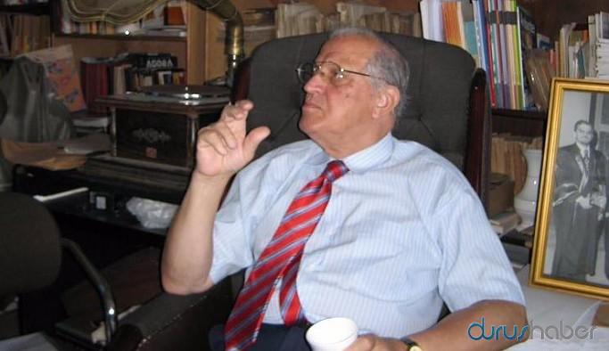 Prof. Ali Ülkü Azrak koronavirüs nedeniyle hayatını kaybetti