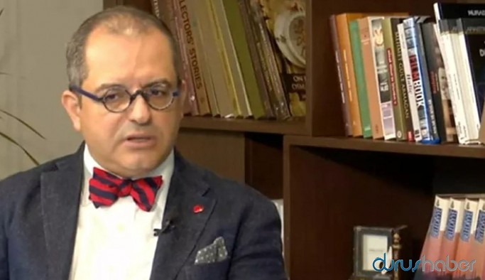 Prof. Çilingiroğlu: Maskeni tak, maskenle seviş