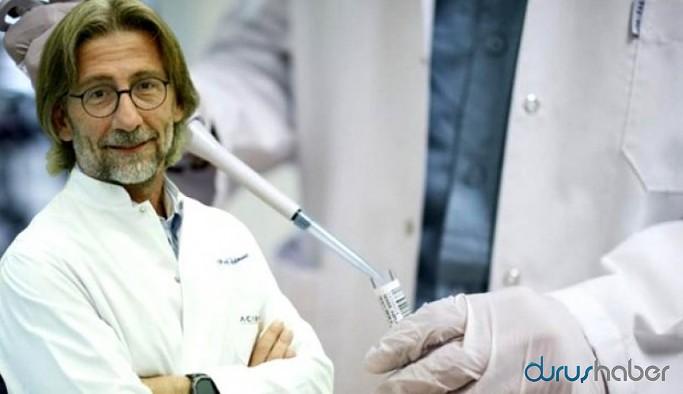 Prof. Ercüment Ovalı'dan tartışma yaratacak aşı paylaşımı