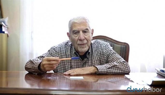 Prof. Dr. Sedat Tellaloğlu koronadan yaşamını yitirdi