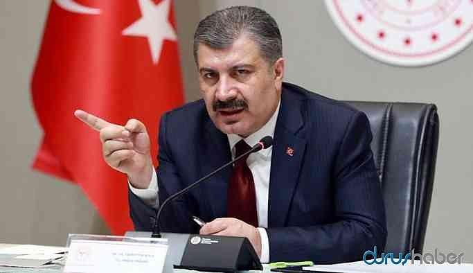 Sağlık Bakanı Koca'dan, DSÖ'ye flaş çağrı