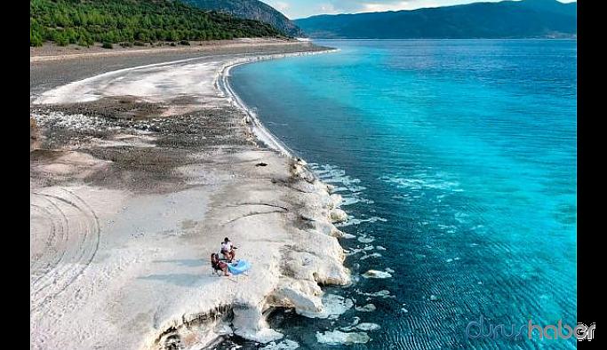 Salda Gölü için 'jeolojik miras' talebi