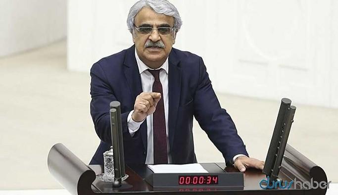 HDP Eş Genel Başkanı Sancar: Birinci Meclis'in dayanağı halk egemenliğiydi