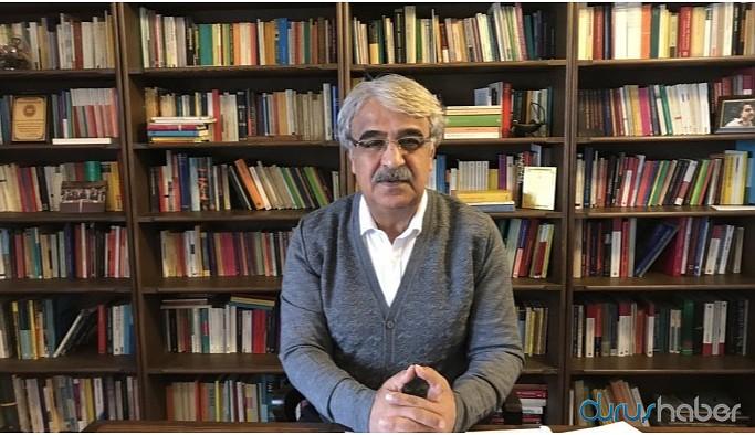 HDP Eş Genel Başkanı Sancar: İçişleri Bakanı görevden alınmalı